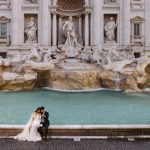 boda intima Fontana Trevi