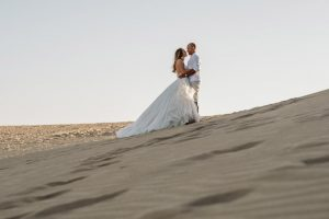 Maspalomas elopement photographer