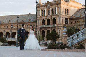 Siviglia fotografo matrimonio