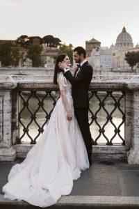 fotografo boda en Roma