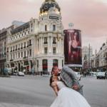 Madrid fotografo post matrimoniale